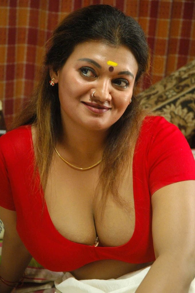 hot actress sexy pics aunty blouse