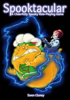 Spooktacular, Clone of WEG D6 Ghostbusters
