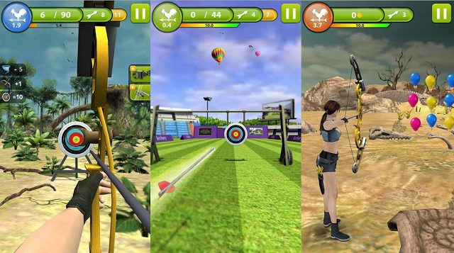 Archery Master 3D Mod Apk v2.0 Unlimited Money Update