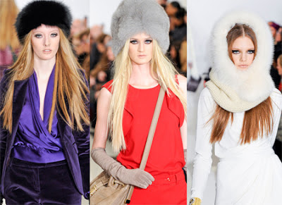 Hat Fashion Trends Women Fall Winter 2012/13 ~ FunBie Entertainment