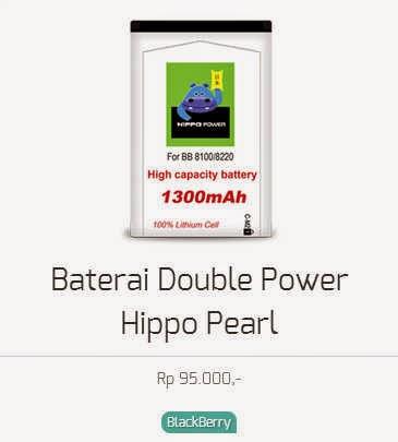 Batrey Hippo pearl