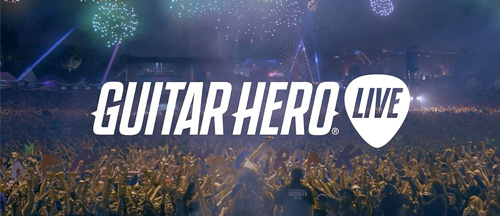 Guitar Hero Live game for the PS4, Xbox One, PS3, Xbox 360 and Wii U