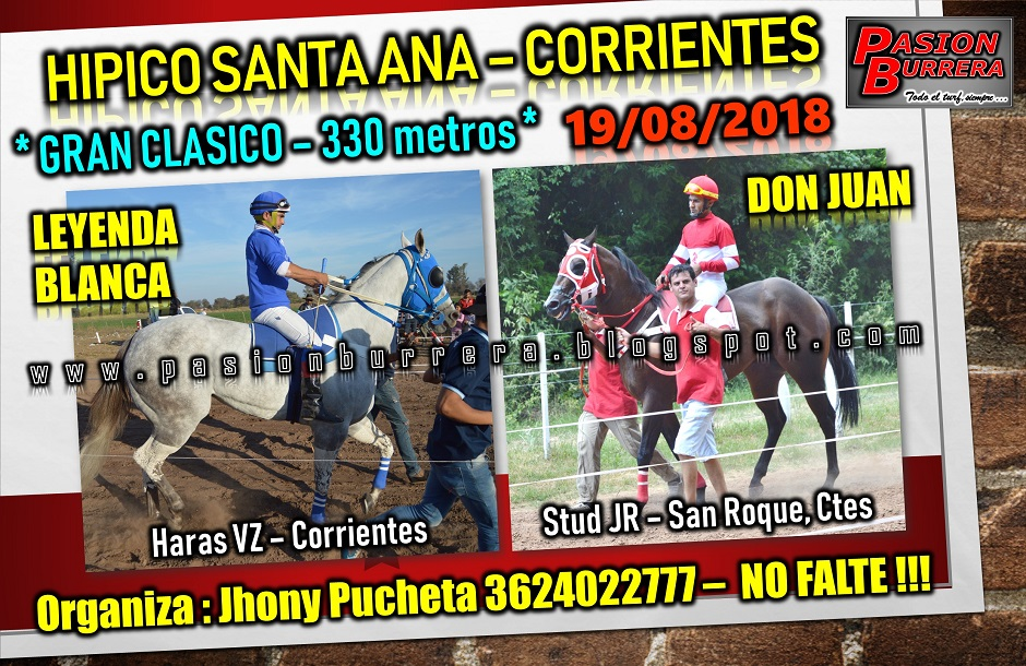 SANTA ANA - 19 DE AGOSTO - 330