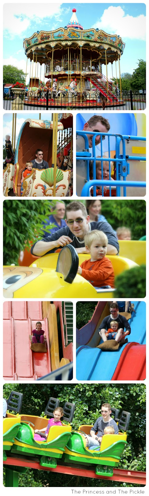 The Princess and The Pickle at Paultons Park