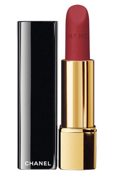 Rouge Allure Velvet Chanel 51 Bouleversante