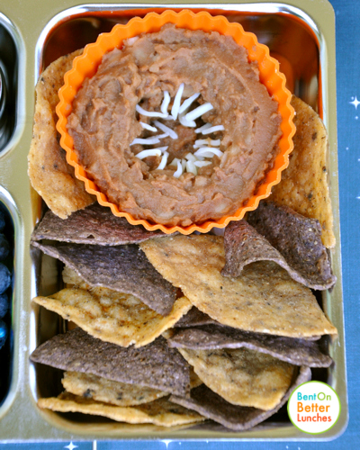 May the 4th Be With You Lunch - Sarlacc Pit Bean Dip