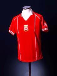 1981-84 Wrexham Home Shirt