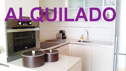Piso en alquiler en Zalaeta, amueblado, dos dormitorios, garaje. 650€