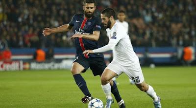 [Bola] Benitez Puas Madrid Tahan PSG