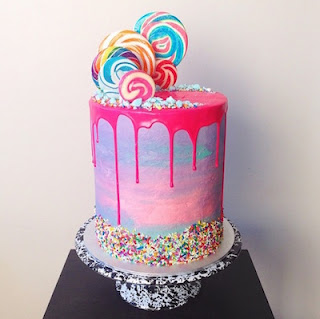 20+ Colorful Yummy Cake You Want To Eat