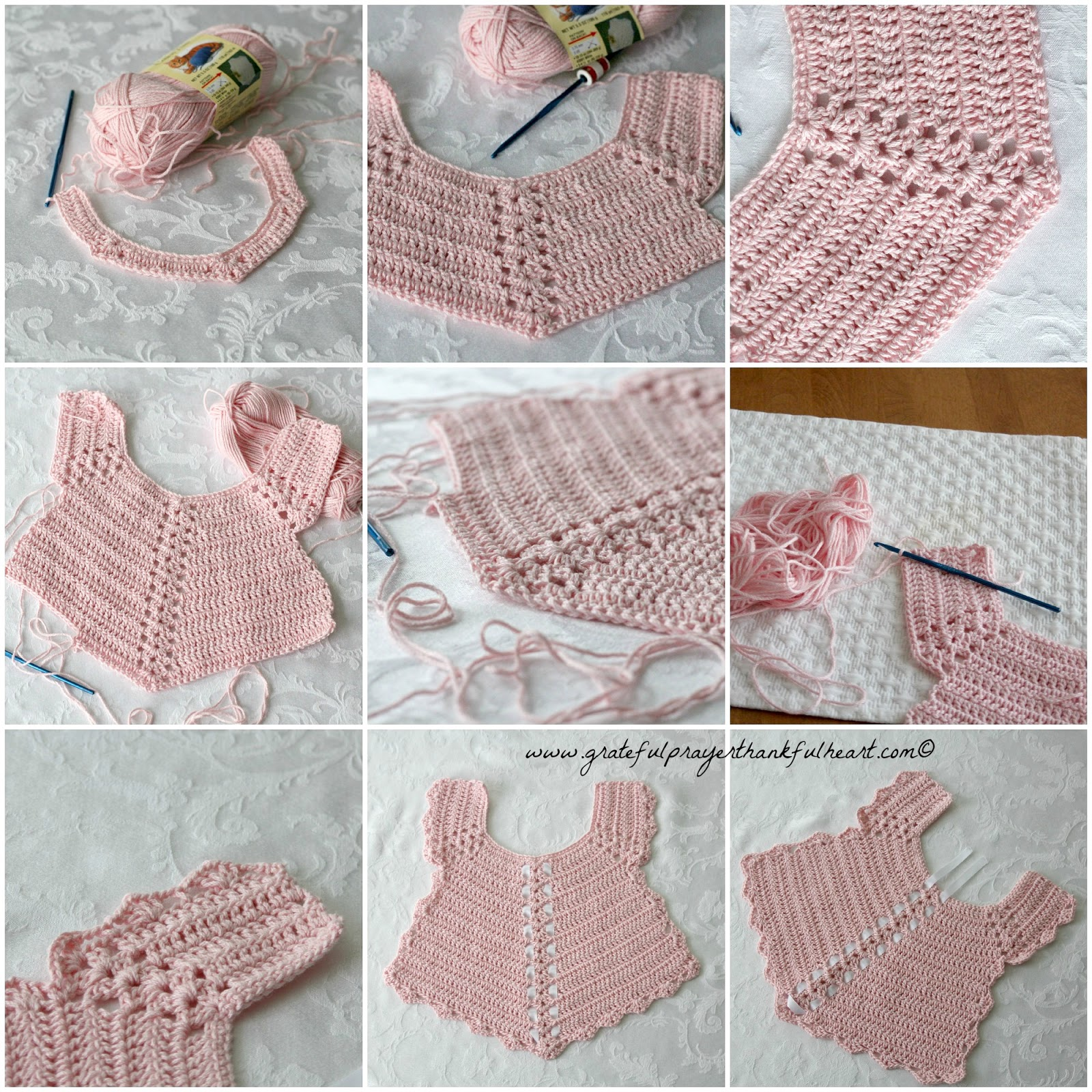Thread Crochet Baby Bib Pattern : With a Grateful Prayer and a Thankful Heart: Crochet Baby ...