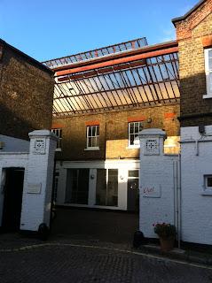 Oldbury Place, London W1