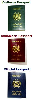 machine readable passport pakistan