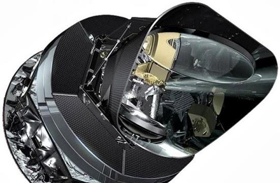 Satelit Planck Akan Dibuang di Dekat Matahari