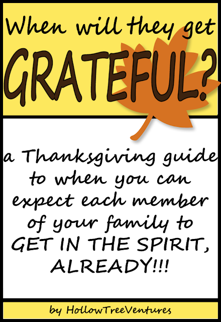 Thanksgiving gratitude guide by Robyn Welling @RobynHTV