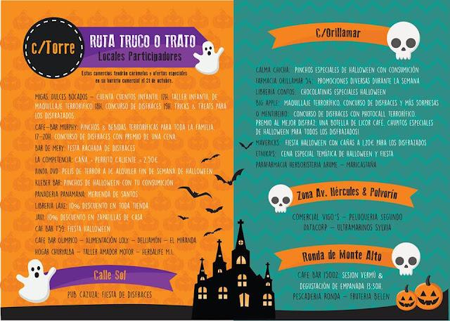 La Torre del Terror. Halloween