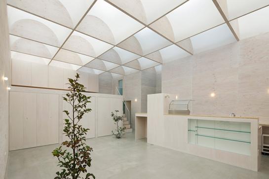 Rza arquitectes casa de luz - Casas con luz natural ...
