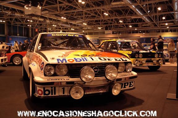 Opel Ascona 400 Grupo B Madrid Motor Days