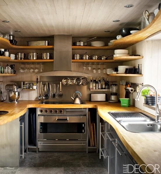 ...joy Of Nesting: Kitchen Envy... A Tour Of Contemporary