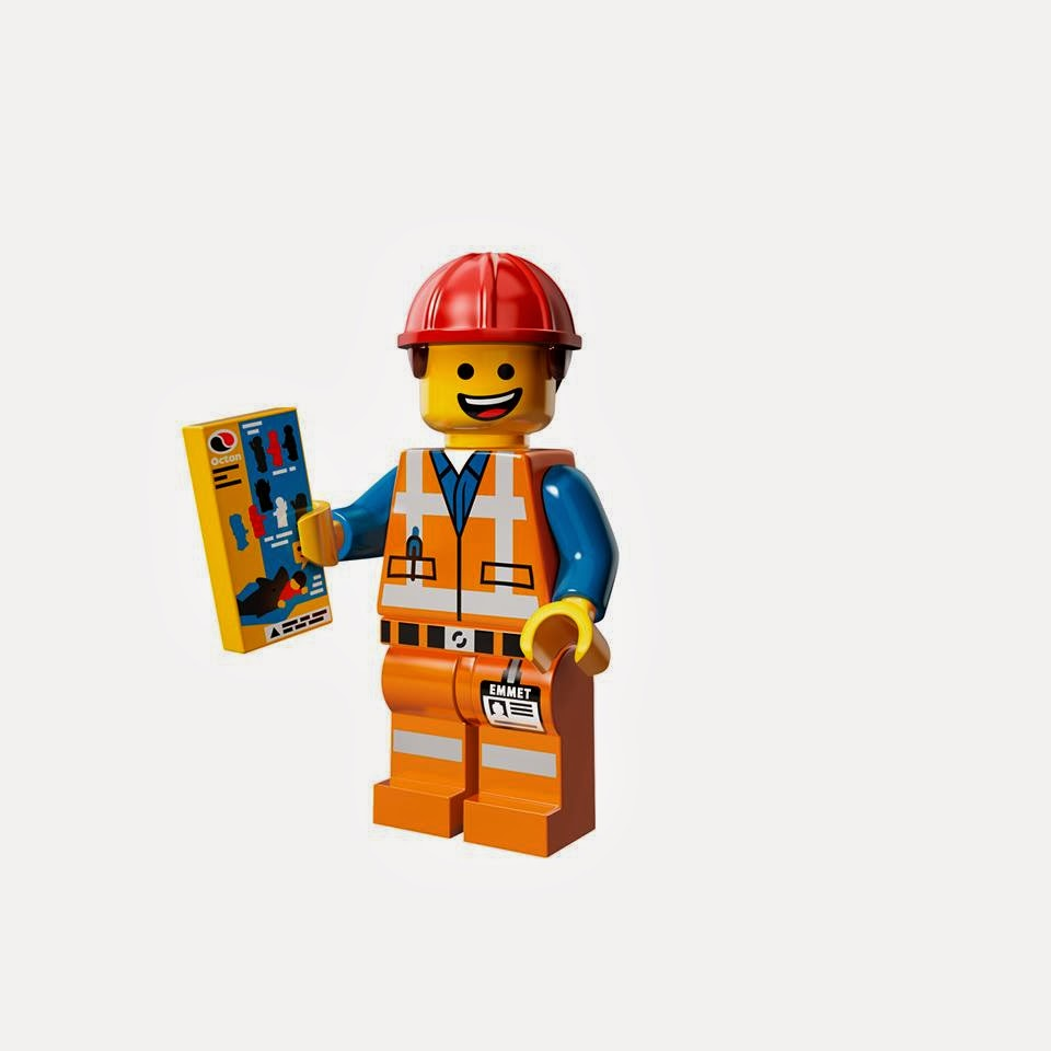 DeToyz Shop: THE LEGO MOVIE LEGO Minifigure Collection