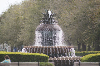 public domain picture of a water fountain
