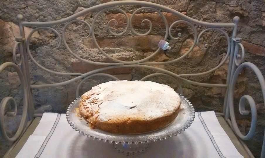 Dall 39 ivonne caff con cucina la torta sabbiosa - Caffe cucina brescia ...