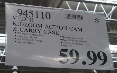 Deal for the VTech Kidizoom Action Cam at Costco