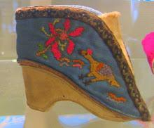 Foto-album Keukenhof 2008 en Expositie Berthi's antieke Chinese schoentjes