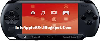 Cara Install Custom Firmware PSP
