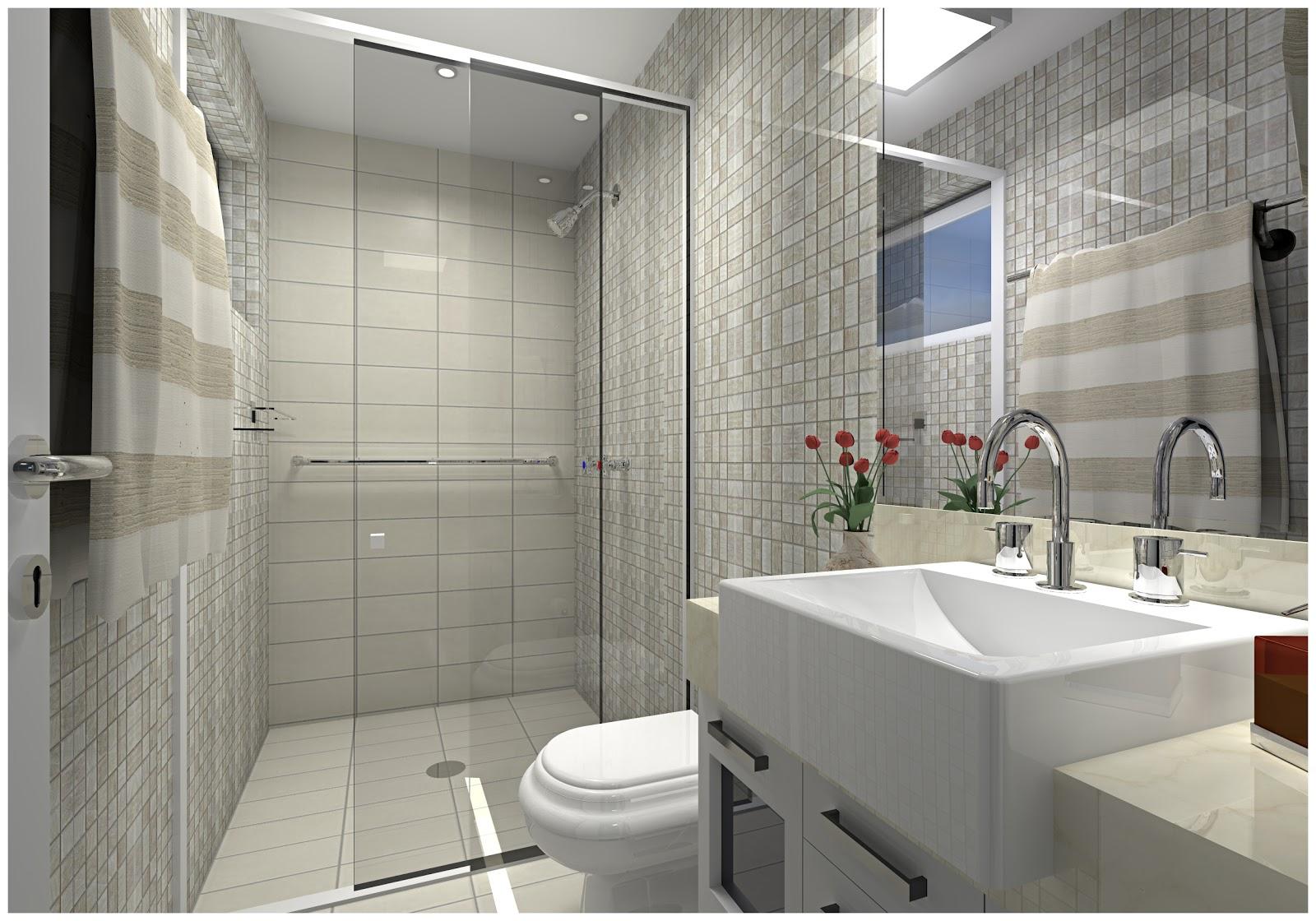 Imagens de #673A33 decorar banheiro pequeno gastando pouco:Reciclar reformar e decorar  1600x1120 px 3604 Banheiros Super Simples