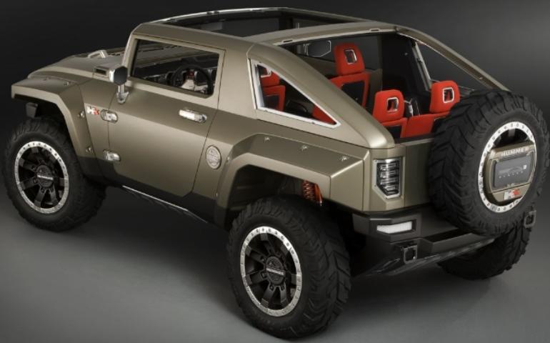 How Much Is 2014 Hummer H4   Autos Weblog