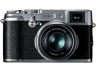 x100 retro camera