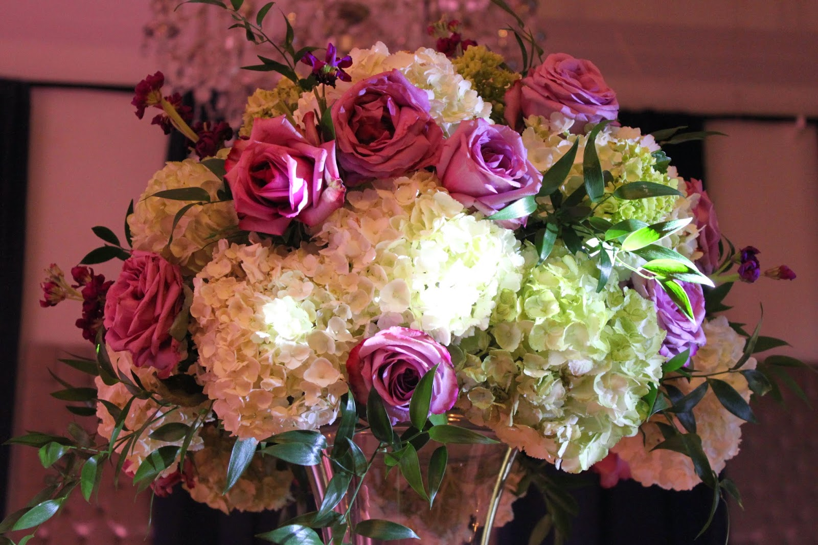 Weddings Florist Washington Dc Pops Of Purple