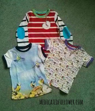 T Shirts from Little Bird by Jools from Mothercare