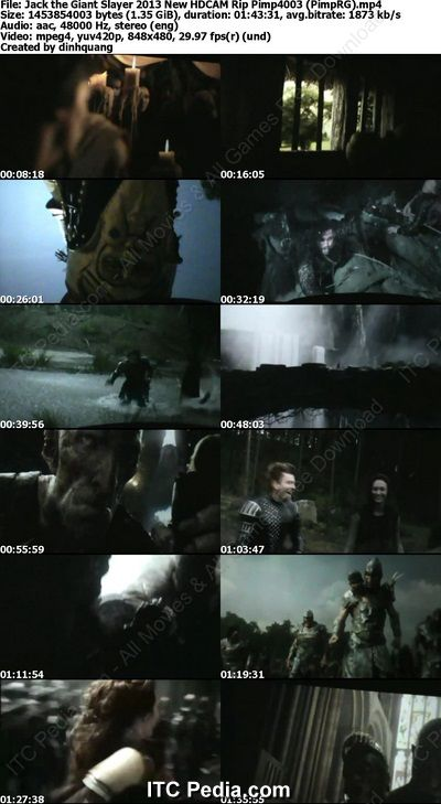 Jack the Giant Slayer (2013) NEW HDCAMRip XviD - Pimp4003