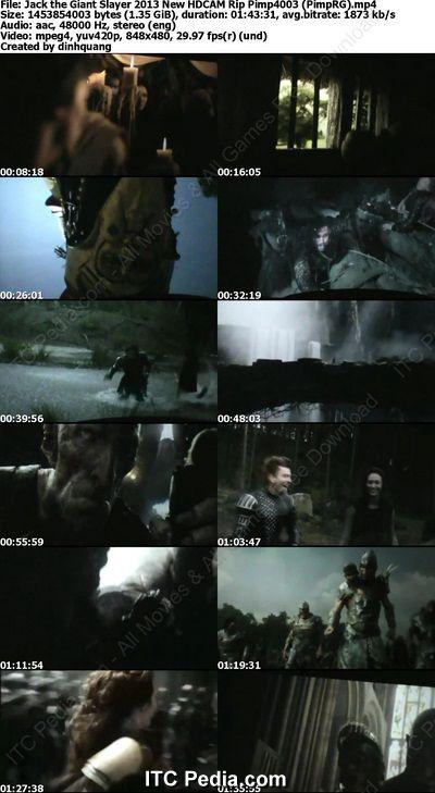Jack the Giant Slayer (2013) NEW HDCAMRip XviD - Pimp4003