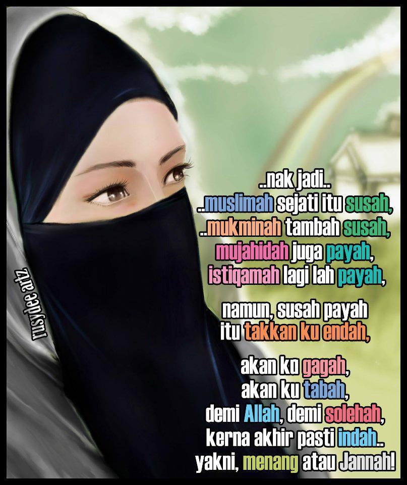 sahabat ~ Merangkai Akhlaq Muslimah Bersama Anggun Loviestetika II
