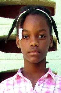 Briana from Haiti