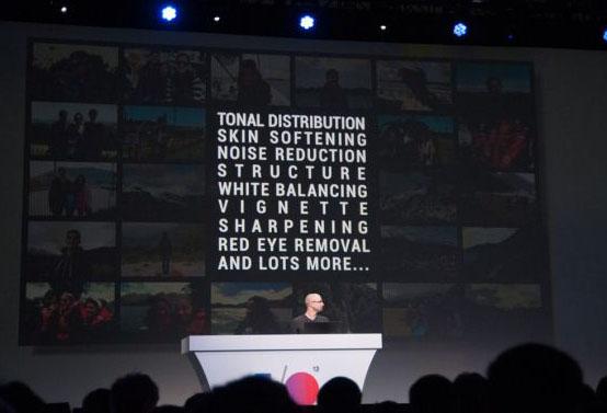 New Google+ auto enhancement I/O keynote