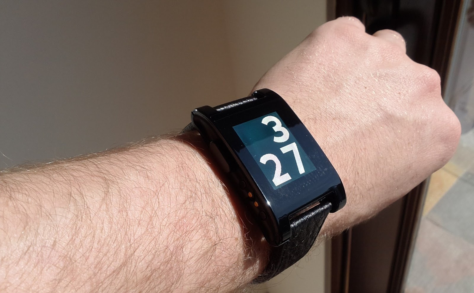 Impulse pebble smart watch review for Pebble watches
