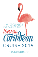 Earned the Western Caribbean Cruise 2019!!