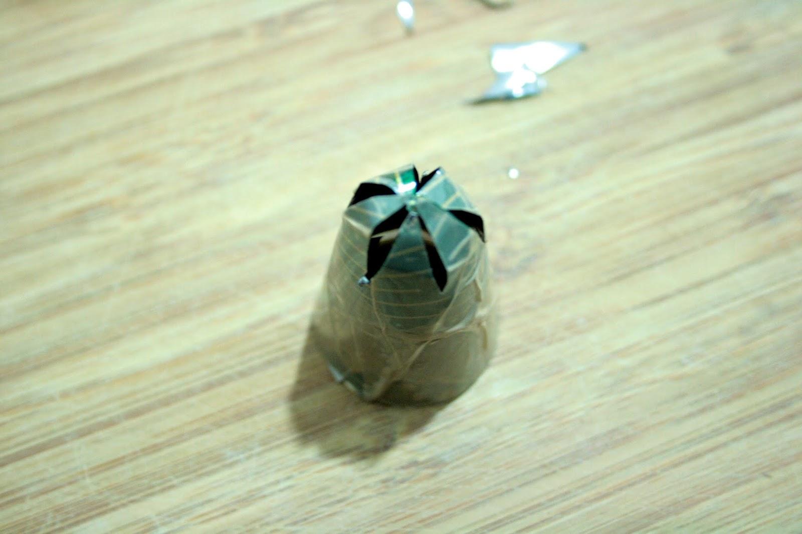 Как сделать кондитерский мешок в 92
