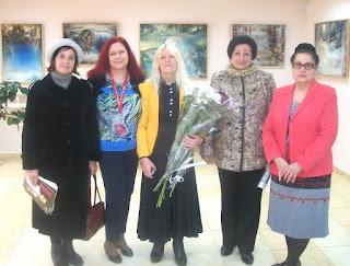 Elena Dabija dans Moldova