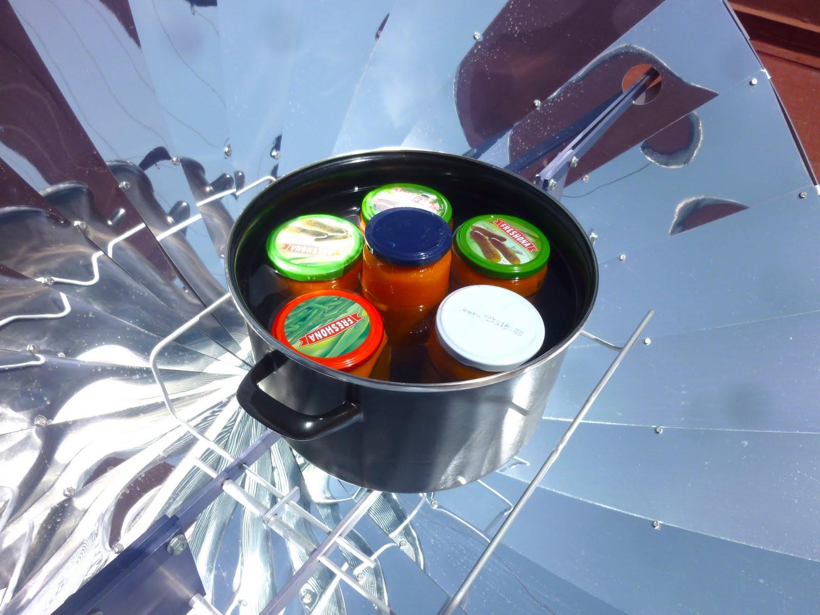 Alsol cocinando conserva de tomate al ba o maria por - Envasar al bano maria ...