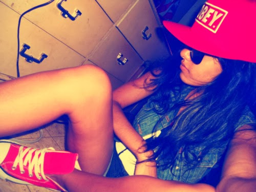 SWAG GIRL OBEY 2014 Girl Swag Tumblr Obey