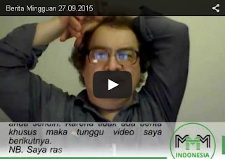 Video News Update Berita Mingguan MMM Mavrodi Indonesia 27 September 2015