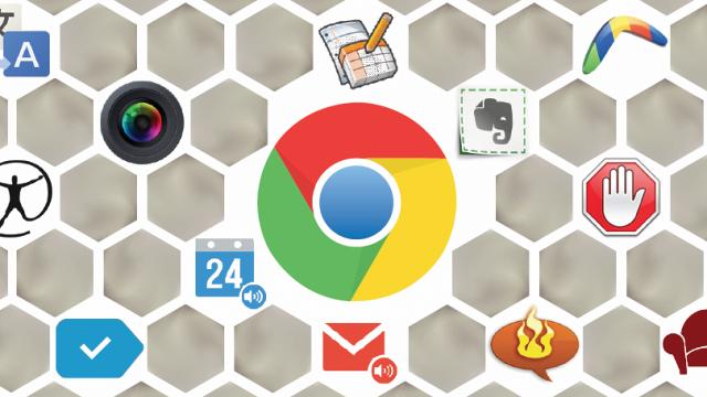 إضافات جوجل كروم 2015