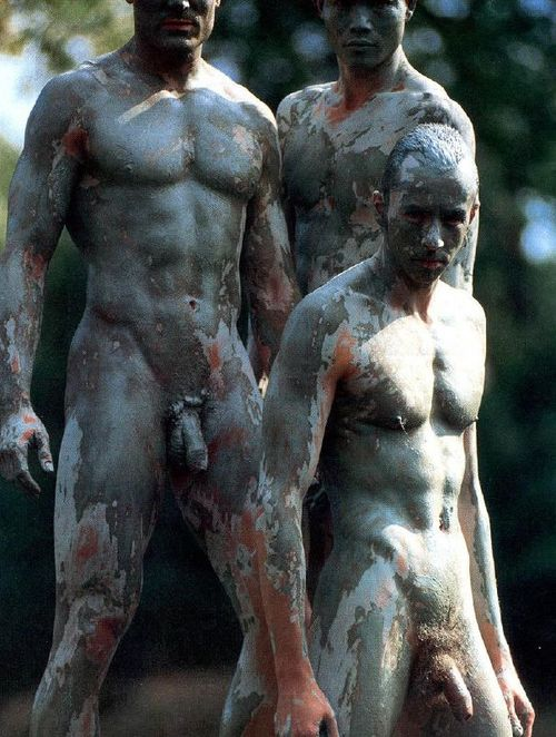 dirty nude men