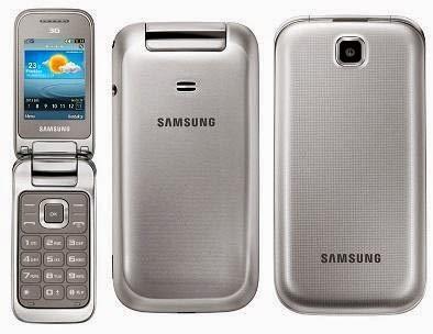 Samsung C3595, Ponsel Lipat Harga Murah, Hp Samsung Murah