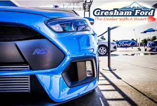 All Wheel Drive Ford Focus RS Available at Gresham Ford